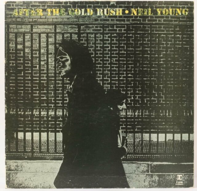 After The Gold Rush Neil Young Vinyl Record