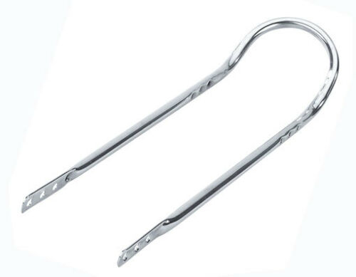 24/'/' lowrider BICYCLE Short Back Sissy Bar Chrome 232303