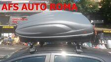 BOX AUTO PORTAPACCHI G3 ALL-TIME 400+BARRE PORTATUTTO FIAT GRANDE PUNTO 5P 2009