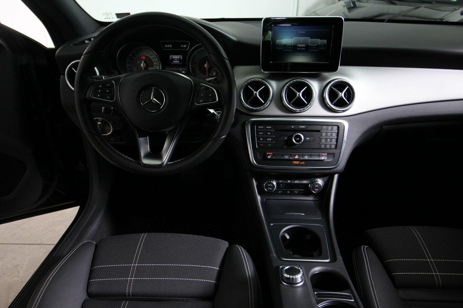 Mercedes CLA200 d Urban SB aut.