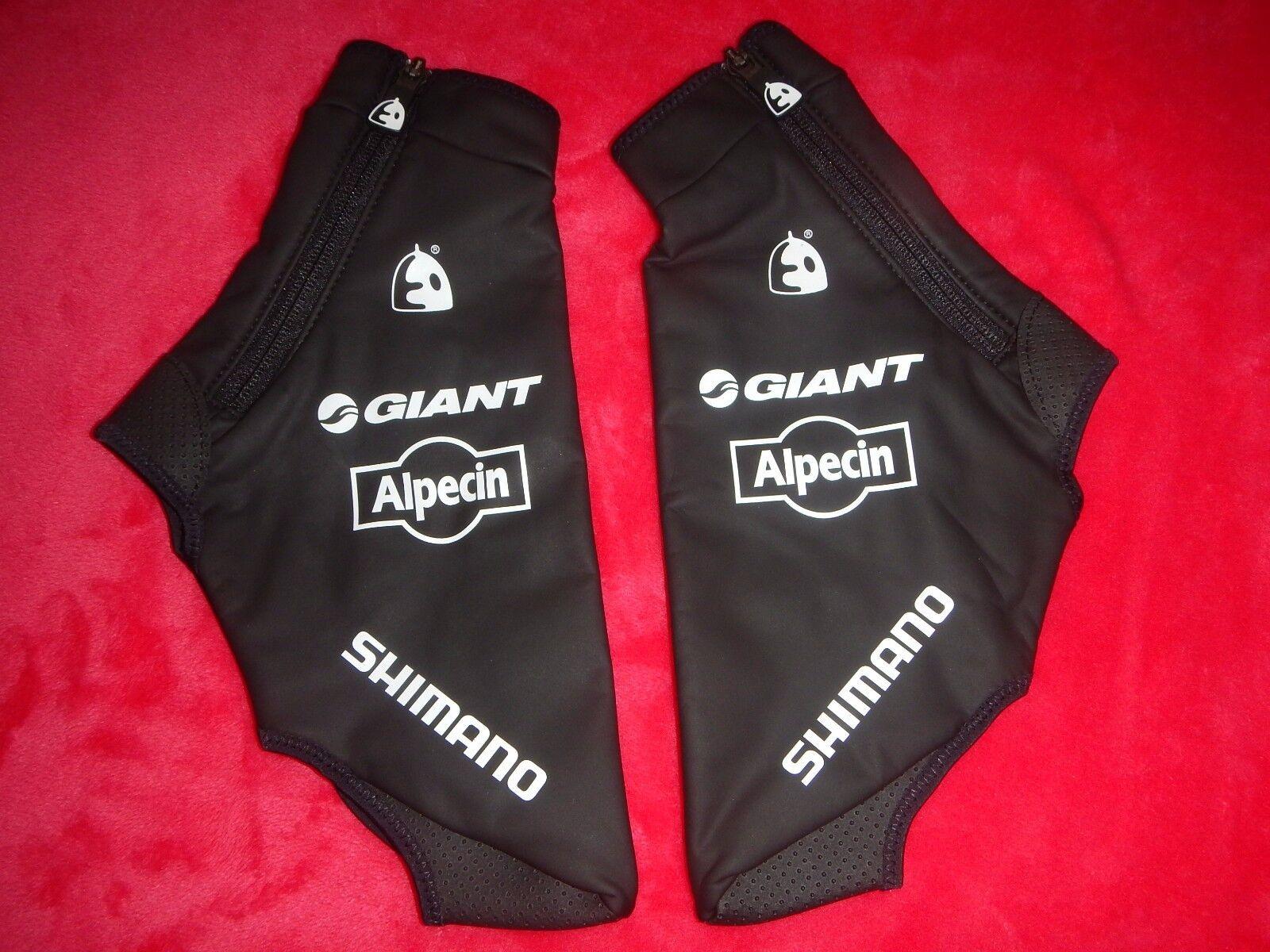 Original Winter Winter Winter Rain Überschuhe Team Giant Alpecin Pro Team Größe S M Neu  | Düsseldorf Eröffnung  f82056