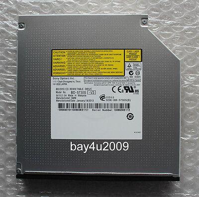 New 9mm BU50N 6X UHD  Sata Blu-ray Burner BD-RE BDXL 100G 120GB Writer Drive
