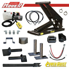 Complete Dump Trailer 11 Ton Hydraulic Scissor Hoist Kit Power Hoist Ph621 6