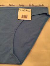Calvin Klein Bikini Women Underwear Medium Blue