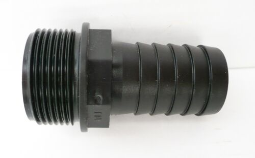 Hose Tail Connector Pond Barbed to Male BSP Thread Pool Hose Pipe Adapter