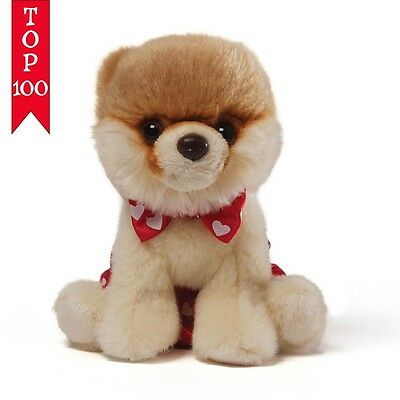 Gund Itty Bitty Boo Red Bowtie and Boxers The World's Cutest Dog