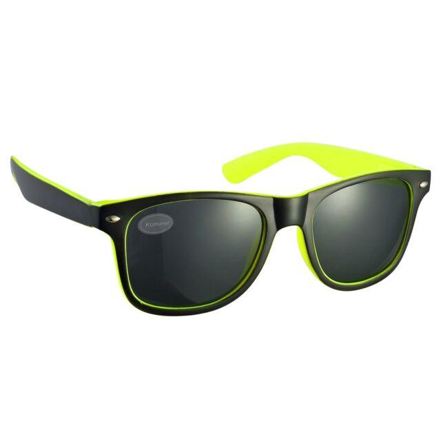 Rasta Sunglasses Lens Mens Ladies 80s Womens Retro Vintage Fashion UV400