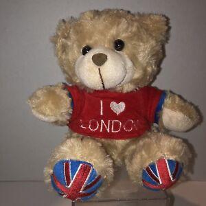 I LOVE HARVEY Gift Present Birthday Valentine Teddy Bear Cute Cuddly NEW