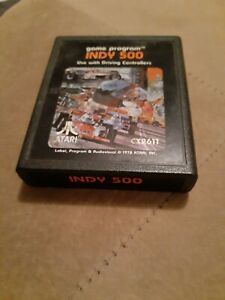Indy 500 for Atari 2600 ▪︎ CARTRIDGE ONLY ▪︎FREE SHIPPING ▪︎