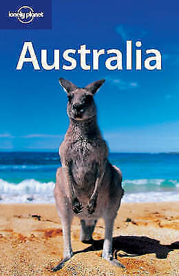 """""""AS NEW"""" Australia (Lonely Planet Country Guides), Bain, Carolyn, Bedford, Neal,"""