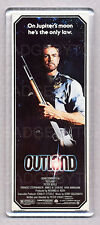 OUTLAND LARGE FRIDGE MAGNET - SEAN CONNERY SCI-FI CLASSIC !