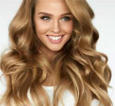 Double Weft Clip in Remy Human Hair Extensions By Cliphair, See Before & After.