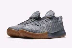f7965bf99473 MEN S NIKE ZOOM LIVE II SHOES AH7566 002 COOL GREY SILVER SIZE 8 NEW ...