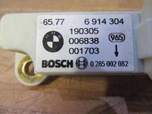 CRASHSENSOR 6914304 Airbagsensor Seitenairbag MINI Cooper S R50 R53