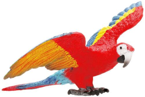 Schleich 14737 Ara Wild Life Jungle perroquets neuf avec étiquette
