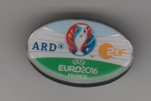 EM FRANKREICH 2016 Orig.Pin    Europameisterschaft SELTEN ZDF  ! ARD