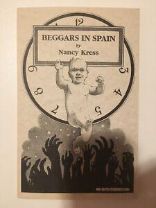 Beggars In Spain Original Hugo Nebula Winning Novella border=