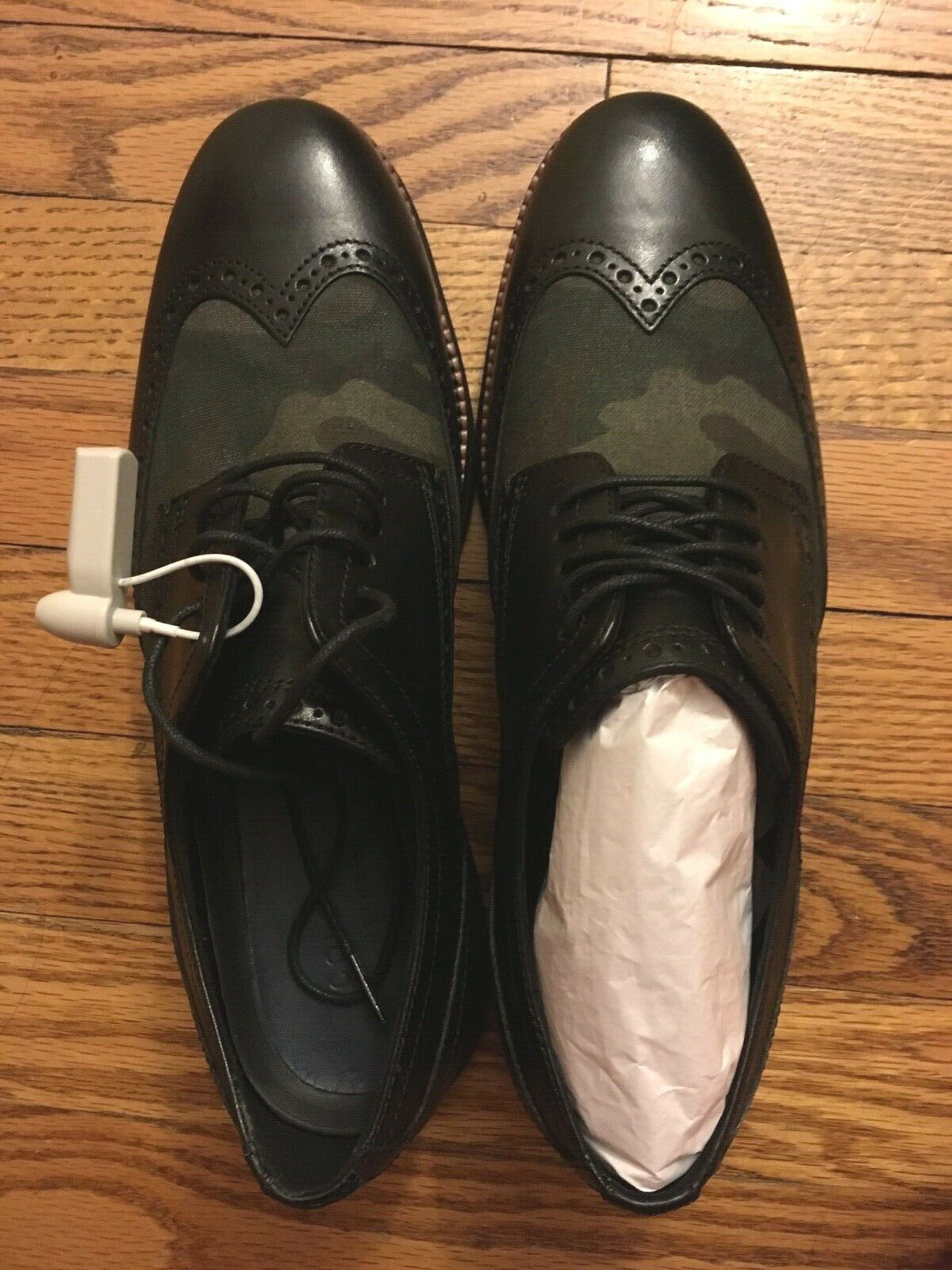 Brand New in Box Cole Haan Original Grand Shortwing Oxfords US Men Size 9.5