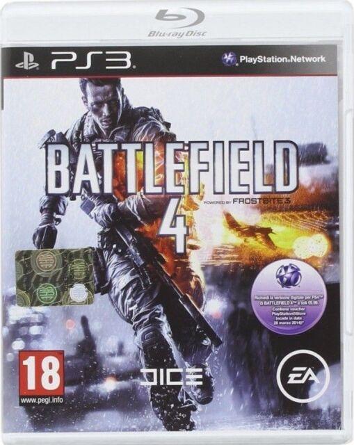 BATTLEFIELD 4 PS3 - PLAYSTATION 3 - ITALIANO - IN OFFERTA