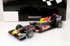S. Vettel RedBull RB6 Formel 1 2010 Winner GP Brasilien 1:18 Minichamps