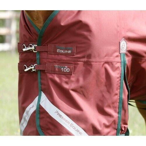 Premier Equine Titan 100 Original Turnout Rug