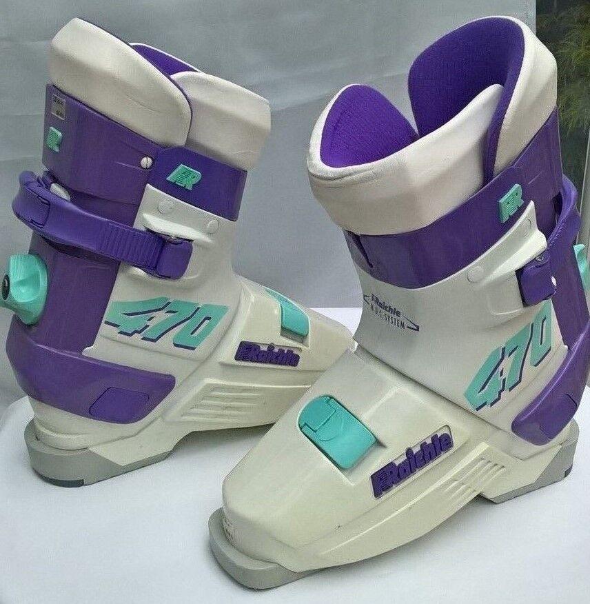 Ladies Raichle Ski Boots - Size 4 -