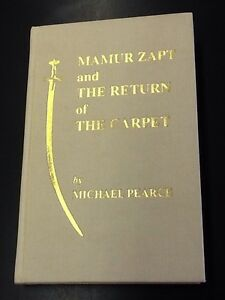 Mamur-Zapt-and-The-Return-of-The-Carpet-by-M-Pearce-1998-HC-SIGNED-limited-ed