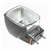 Lomo Diana Flash+ Electronic Color Flash Lomography 404 Black W/ 12 Gel Filters