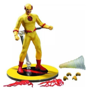 DC Mezco PX Previews Exclusive Zoom Reverse Flash One 12 Scale Acción Figura