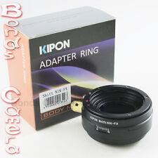 Kipon Shift Nikon F mount AI AF lens to Fujifilm Fuji X-Pro1 X-E1 Pro FX Adapter