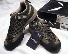 Salewa Men's MS Wildfire Vent Approach Shoe *NEW* Black/Juta, 7 (EU 39), Hiking