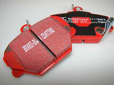 EBC RedStuff all smart fortwo 450 451 452 Roadster Brake Pads Discs