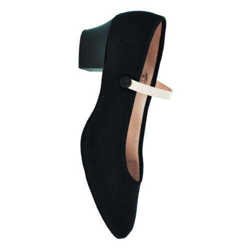 Bloch 325 Tempo Syllabus Canvas Character Shoes - Cuban Heel