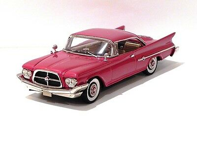 CONQUEST 1960 CHRYSLER 300F 2D HARDTOP Red CON 53