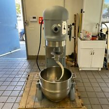 Hobart H600 Commercial Mixer 60qt 208v 3 Ph With Bowl And Dough Hook