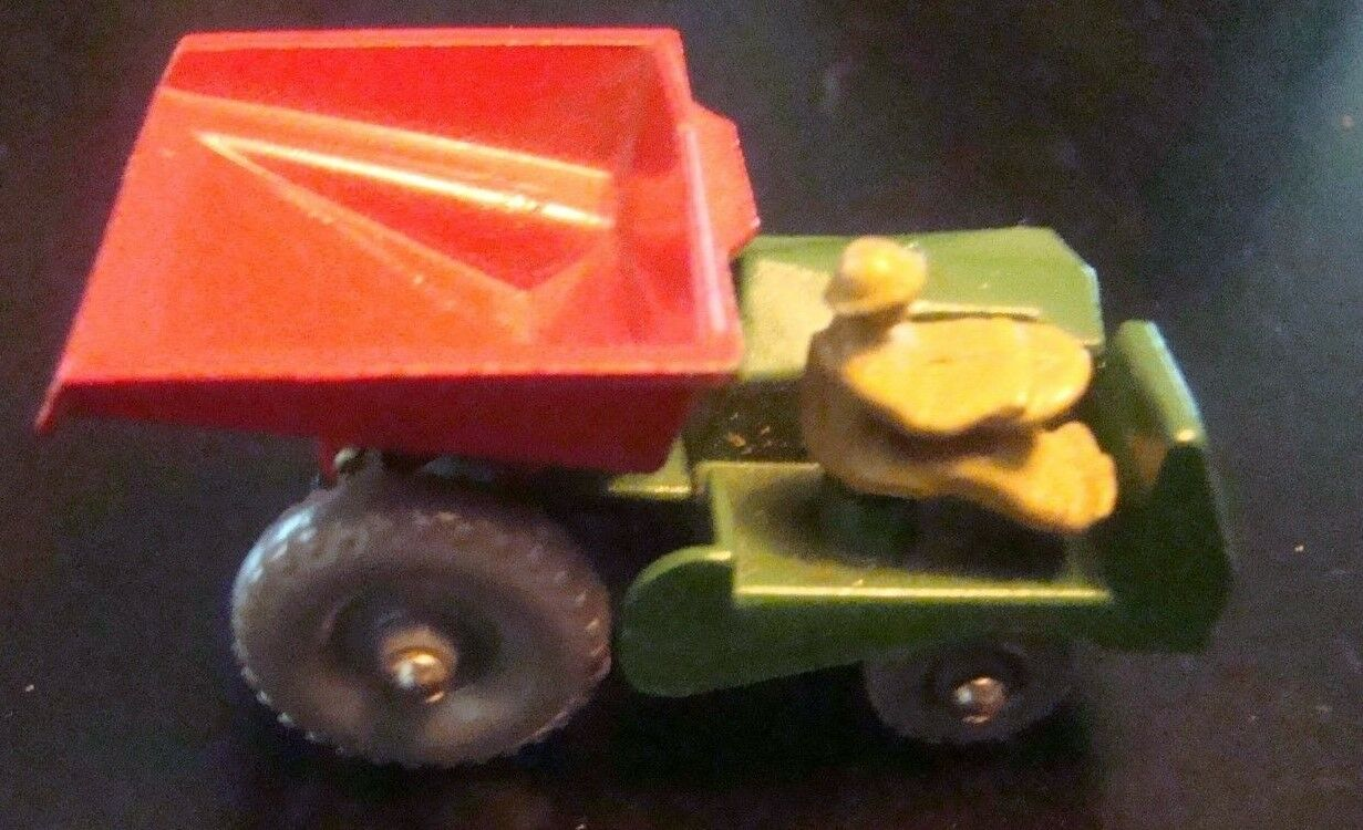 Matchbox Regular Wheel 2B Dumper GPW 1957