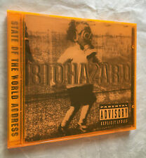 BIOHAZARD CD STATE OF THE WORLD ADDRESS WARNER BROS. 9362-45595-2 1994 ROCK