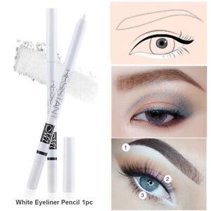 Profil-Make-up-fuer-Augen-Charmant-Bleistift-mit-weissem-Eyeliner-Kosmetik