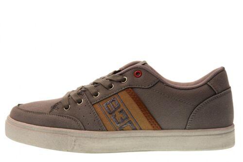 Baskets B3d Gris Chaussures Shoes 40182 Hommes Basses P18f qrPraI