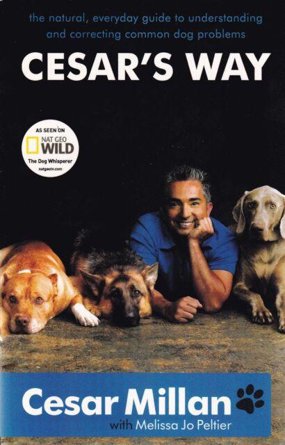 Cesar's Way by Cesar Millan - New Paperback Book