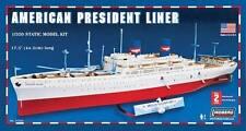 Lindberg American President Liner SS president Wilson  model kit 1/350