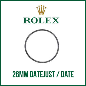 Rolex-fondello-GUARNIZIONE-ISO-Swiss-Made-for-Ladies-26mm-Oyster-Datejust-Data