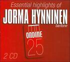 Essential Highlights of Jorma Hynninen (CD, Mar-2010, 2 Discs, Ondine)