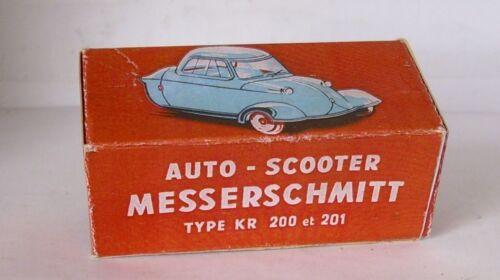 Repro Box Quiralu Messerschmitt Kabinenroller