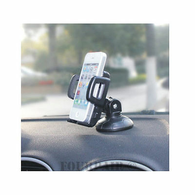 Car Dashboard Dash Mount Holder for Cell Phone iPhone 4S/5C/6 Plus Galaxy S4/5/6