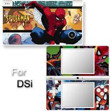 Spider Man VINYL SKIN COVER STICKER FOR NINTENDO DSi