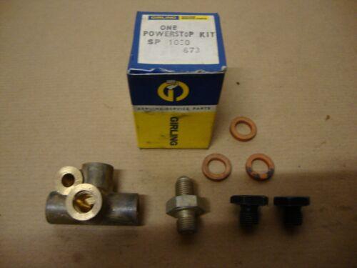 SP1030 Girling Adaptor Kit When Fitting Remote Brake Servo