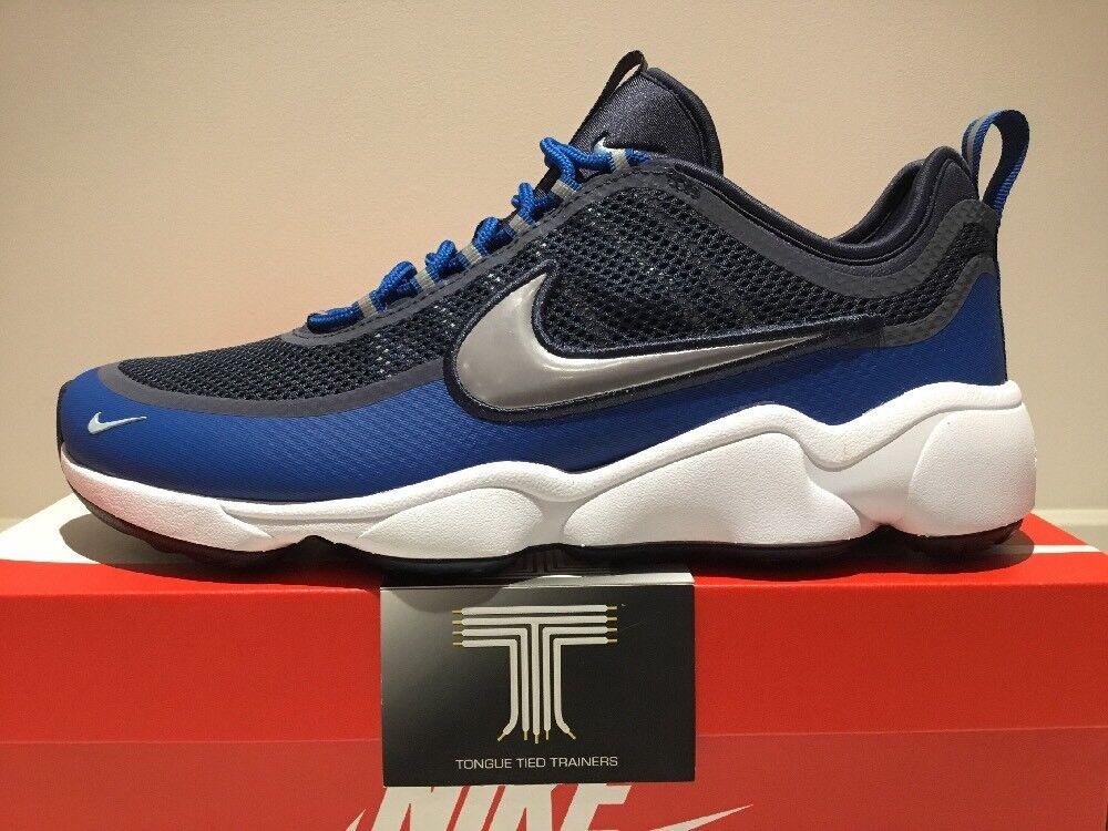 Nike Zoom Spiridon ~ armory Blue ~ 876267 401 ~ UK 11 ~ Euro 46-