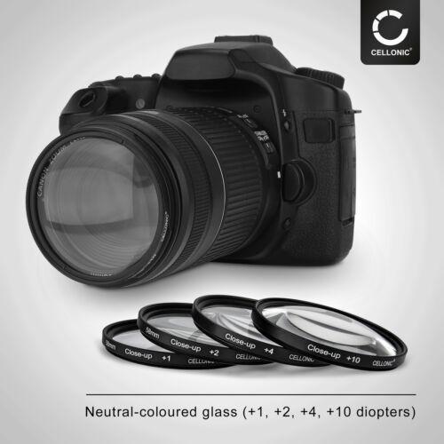 Nahlinsen set 40.5mm para Nikon AF-S Nikkor 600 mm 1:4e fl ed VR