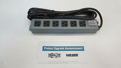 TRIPP LITE MASTER-POWER 3SP WABER INDUSTRIAL POWER STRIP
